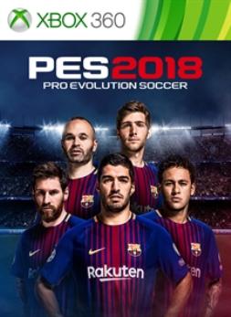 Pro Evolution Soccer 2018 (Xbox 360)