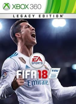FIFA 18 (Xbox 360)