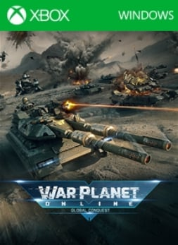 War Planet Online: Global Conquest (Win 10)