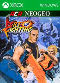 ACA NEOGEO ART OF FIGHTING (Win 10)
