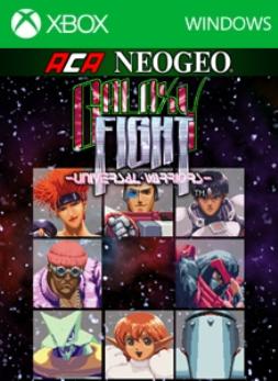 ACA NEOGEO GALAXY FIGHT: UNIVERSAL WARRIORS (Windows)