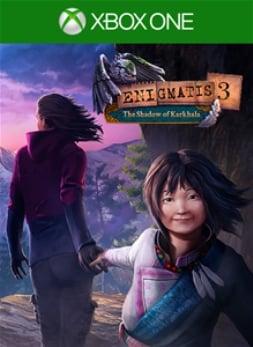 Enigmatis 3: The Shadow of Karkhala