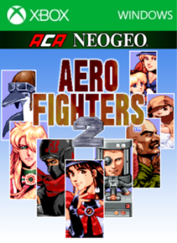 ACA NEOGEO AERO FIGHTERS 2 (Win 10)
