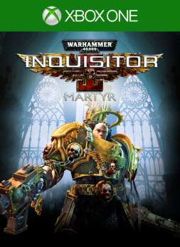Warhammer 40,000: Inquisitor – Martyr