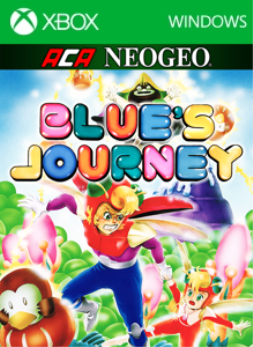 ACA NEOGEO BLUE'S JOURNEY (Win 10)