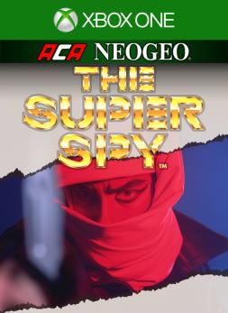 ACA NEOGEO THE SUPER SPY