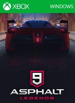 Asphalt 9: Legends (Win 10)