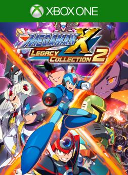 Mega Man X Legacy Collection 2