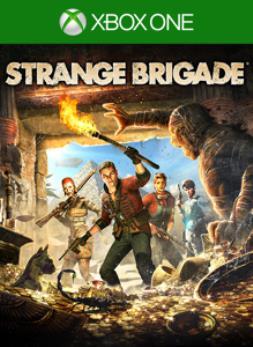 Isle of the Dead in Strange Brigade