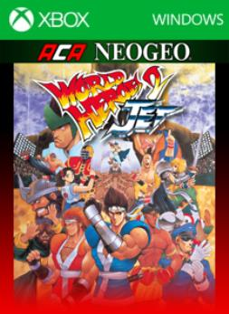 ACA NEOGEO WORLD HEROES 2 JET (Win 10)
