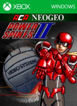 ACA NEOGEO POWER SPIKES II (Win 10)
