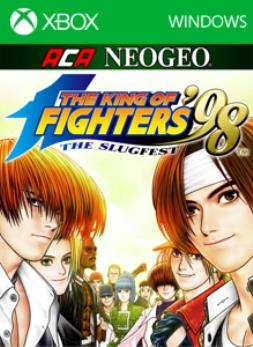 ACA NEOGEO THE KING OF FIGHTERS '98 (Win 10)