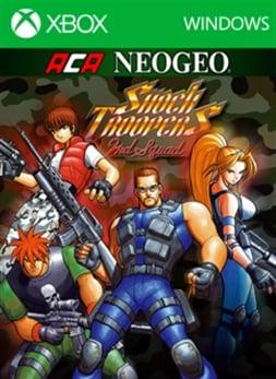 ACA NEOGEO SHOCK TROOPERS 2nd Squad (Win 10)