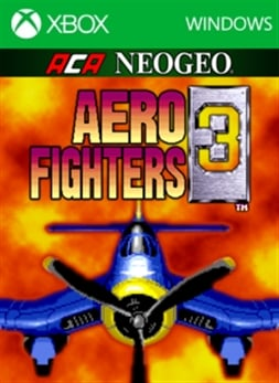 ACA NEOGEO AERO FIGHTERS 3 (Win 10)