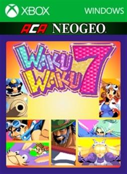 ACA NEOGEO WAKU WAKU 7 (Windows)