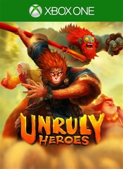 Unruly Heroes (Win 10)