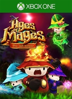 Ages of Mages - The last keeper