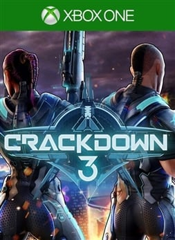 Crackdown 3: Wrecking Zone