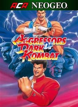 ACA NEOGEO AGGRESSORS OF DARK KOMBAT (Win 10)