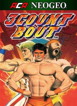 ACA NEOGEO 3 COUNT BOUT (Win 10)