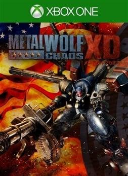 Metal Wolf Chaos XD (JP)