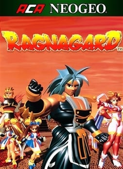 ACA NEOGEO RAGNAGARD (Win 10)