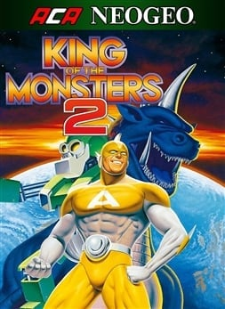 ACA NEOGEO KING OF THE MONSTERS 2 (Win 10)