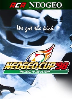 ACA NEOGEO NEO GEO CUP '98: THE ROAD TO THE VICTORY (Win 10)