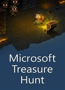 Microsoft Treasure Hunt (Win 10)