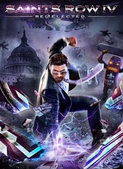 Saints Row IV: Re-Elected (Win 10)