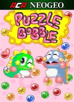 ACA NEOGEO PUZZLE BOBBLE (Win 10)
