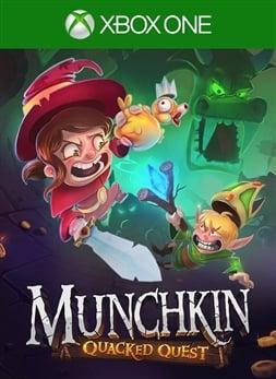 Munchkin: Quacked Quest