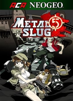 ACA NEOGEO METAL SLUG 5 (Win 10)