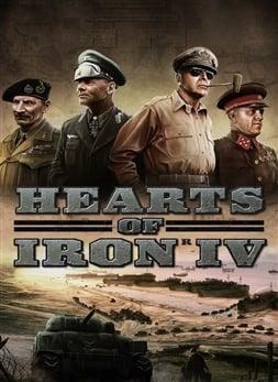 Hearts of Iron IV (Win 10)