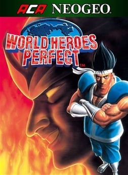 ACA NEOGEO WORLD HEROES PERFECT (Win 10)