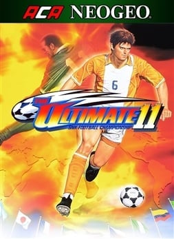 ACA NEOGEO THE ULTIMATE 11: SNK FOOTBALL CHAMPIONSHIP (Win 10)
