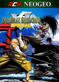 ACA NEOGEO SAMURAI SHODOWN V SPECIAL (Win 10)