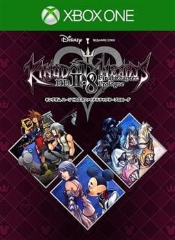 KINGDOM HEARTS HD 2.8 Final Chapter Prologue (JP)