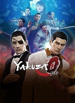 Yakuza 0 (Win 10)