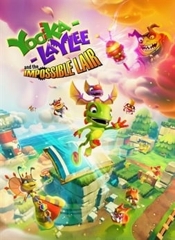 Yooka-Laylee and the Impossible Lair (Win 10)
