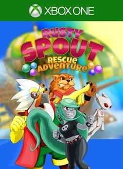 Rusty Spout Rescue Adventure