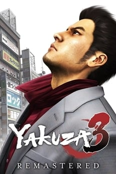 Yakuza 3 Remastered (Win 10)