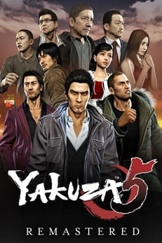 Yakuza 5 Remastered (Win 10)