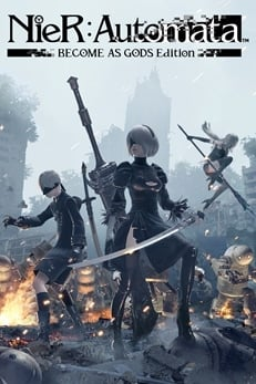 NieR: Automata BECOME AS GODS Edition (Win 10)