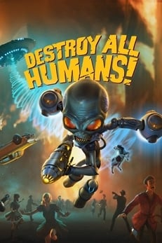 Destroy All Humans! (Win 10)