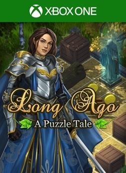 Long Ago: A Puzzle Tale