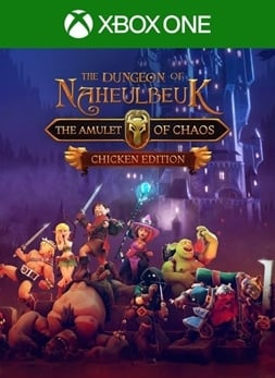 The Dungeon of Naheulbeuk: The Amulet of Chaos - Chicken Edition