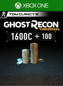 Tom Clancy's Ghost Recon Wildlands – Small Pack 1700 GR Credits
