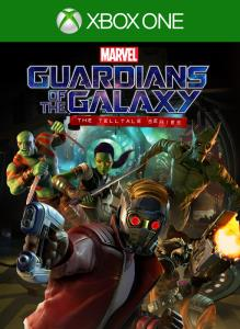 Marvelâ??s Guardians of the Galaxy: The Telltale Series - The Complete Season (Episodes 1-5)