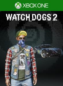 Watch Dogs2 - BAY AREA THRASH PACK
